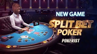 Split Bet Poker - A new game from Pokerist