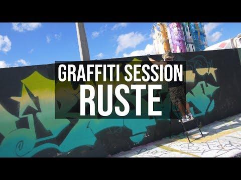 graffiti-session:-ruste