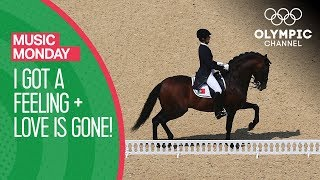 Equestrian Dressage: I Got A Feeling/Love Is Gone | Music Monday