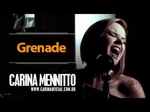 Carina | Grenade (Acústico | Acoustic | Unplugged | Cover Bruno Mars)