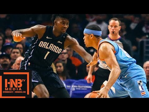 LA Clippers vs Orlando Magic Full Game Highlights / March 10 / 2017-18 NBA Season