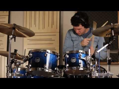 Mapex Armory series jam at Drum Den studios music