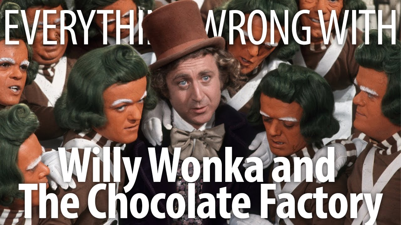 Download Everything Wrong With Willy Wonka & The Chocolate Factory (1971) In 20 Minutes Or Less