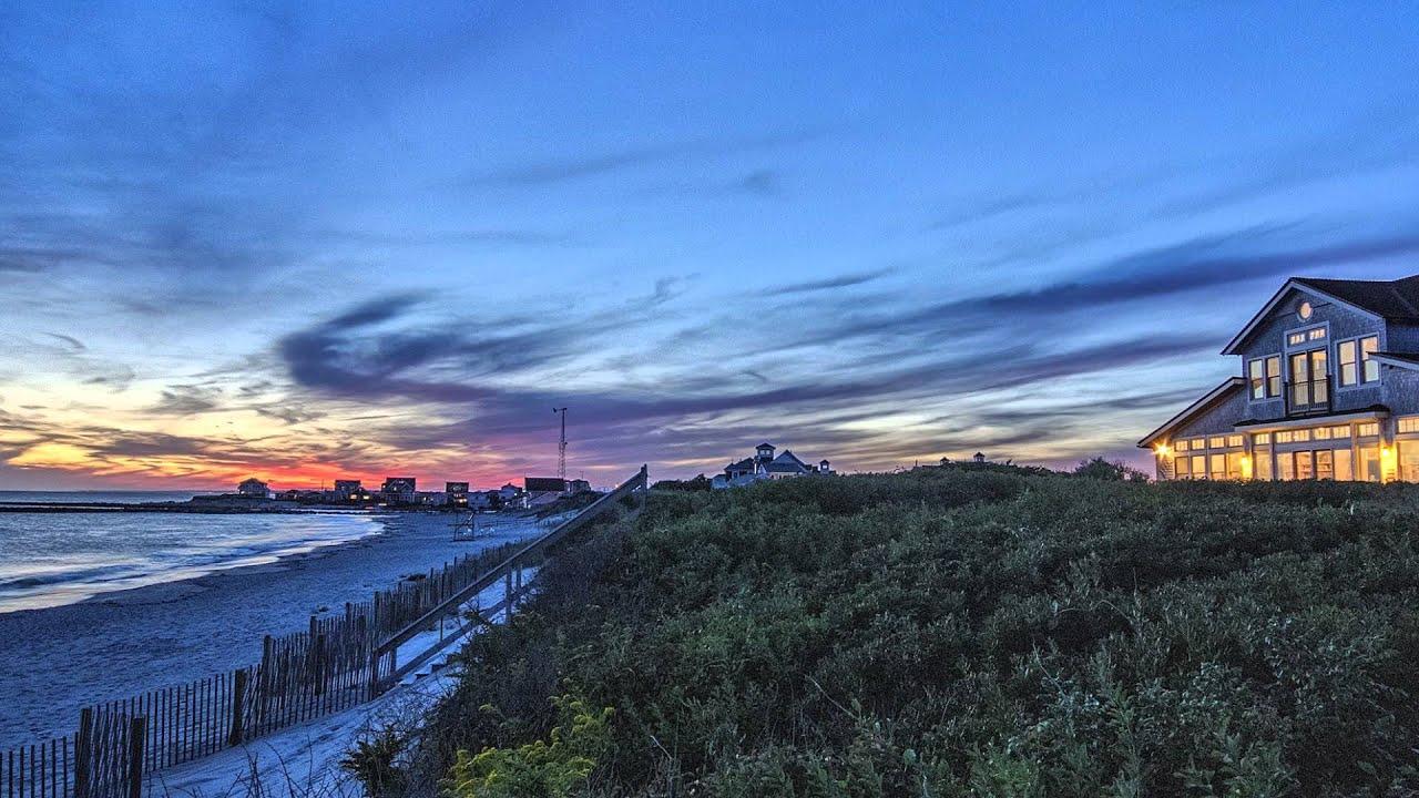 Sand Hill Cove Beach Rhode Island