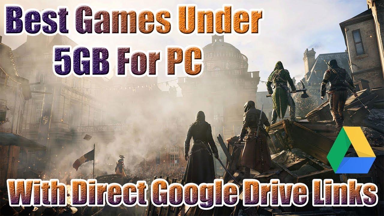 Top 10 Best Pc Games under 5GB || Best Games under 5GB || With Download  Links