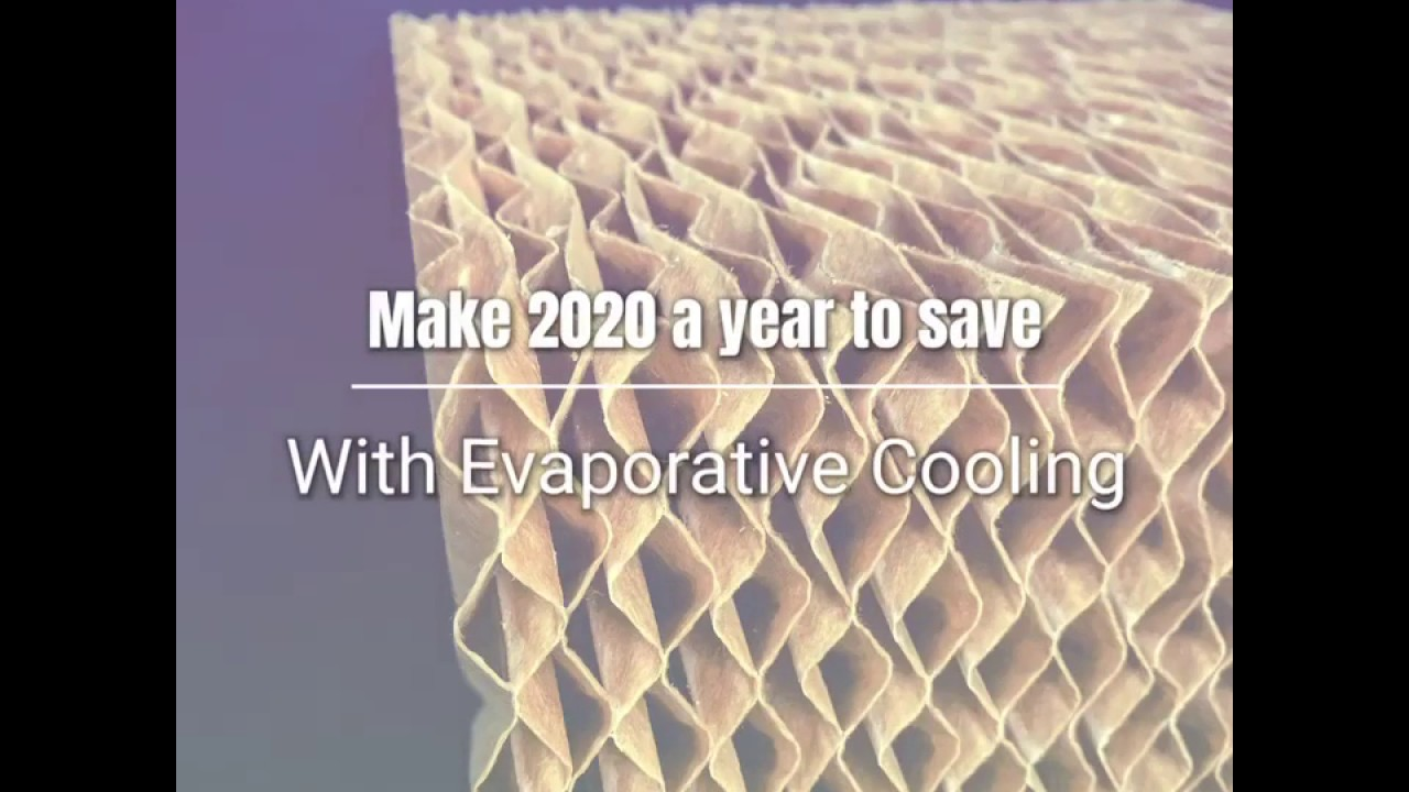 Evaporative Cooling Helps You Save