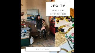 ARTIST TAKEOVER ||| Jenny Day