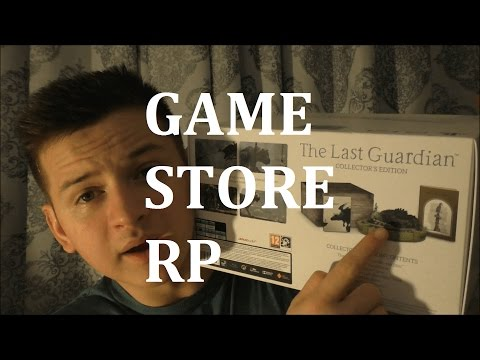 Video Game Store RP   Updated   ASMR