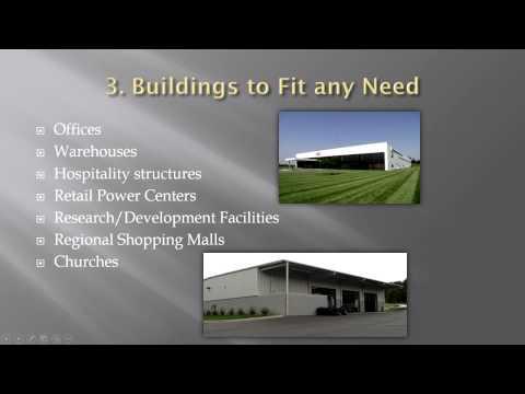 8 Reasons To Use Preengineered Buildings