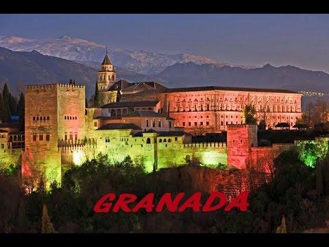 Гранада красивейший город Испании