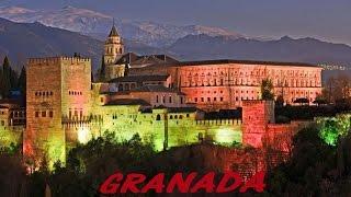 ГРАНАДА  (Granada) -  красивейший город Испании(ГРАНАДА красивейший город Испании Знаменит многими историческими памятниками архитектуры эпохи мавров,..., 2015-11-15T19:53:57.000Z)