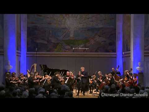 Johannes Brahms: Hungarian Dance No. 1 Allegro molto (arranged by Göran Fröst)
