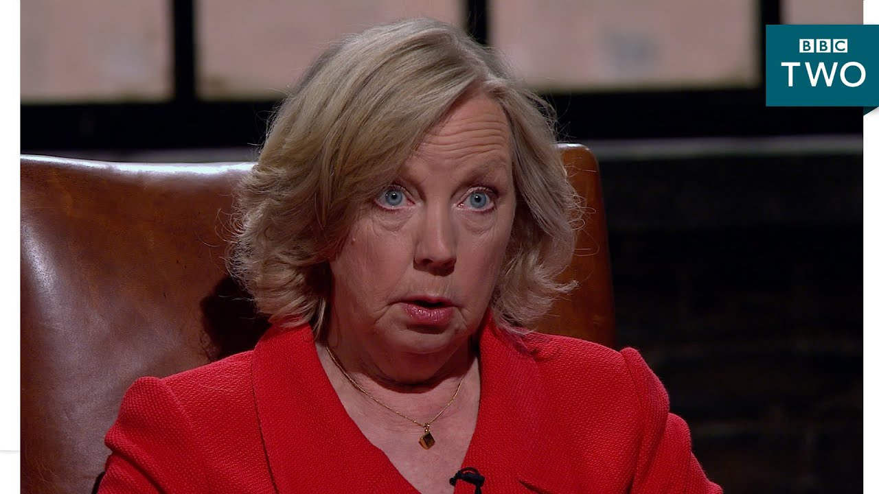 Deborah Meaden Finds A Fatal Trademark Flaw Dragons Den