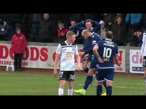 Ayr Utd Dundee Goals And Highlights