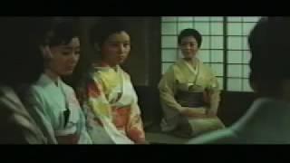 若尾さんの問いかけに対する平幹二朗の「いや。全然」が笑えます。