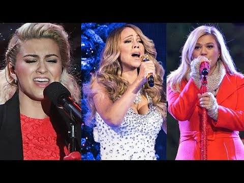 Famous Singers Singing The Climax HIGH NOTE In