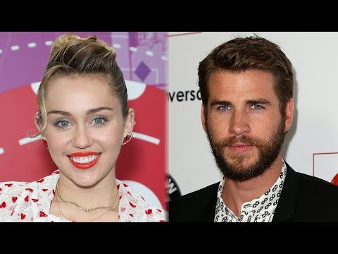 Fans Freak Out Over THIS Pic Of Miley Cyrus & Liam Hemsworth Holding A Baby