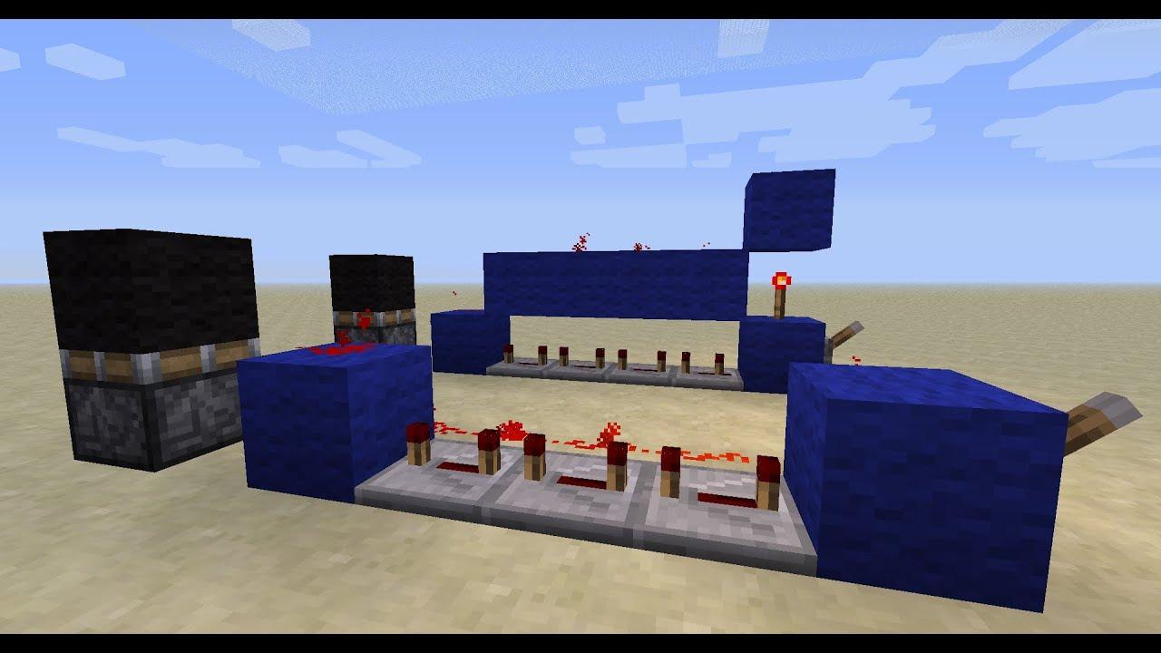Redstone Wiring Basics