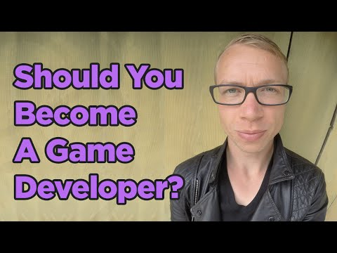 Should You Become A Game Developer?