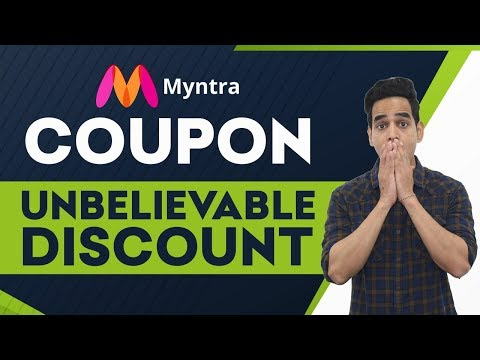 Myntra Coupons For New User: To Get FLAT ₹1000 OFF