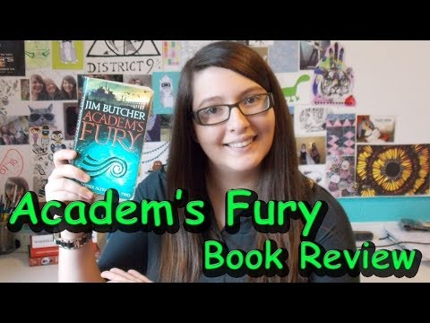 Academ's Fury (book review)