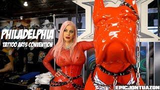 Philadelphia Tattoo Arts Convention 2019 | Villain Arts