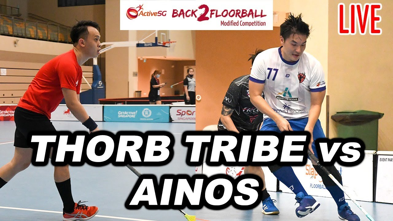 Download THORB Tribe - AINOS | 20 March 2021 | LIVE