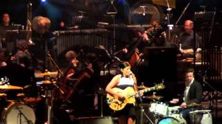 Gemma Ray - Rescue me (with Filmorchester Babelsberg) live in Berlin 2012