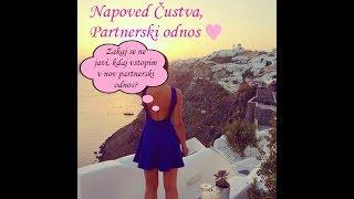 #ŠpelaSvetuje 10 - Napoved čustva, partnerski odnos