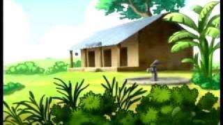 english meena cartoon