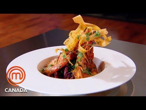 Cooking In Pairs Mystery Box Challenge | MasterChef Canada | MasterChef World