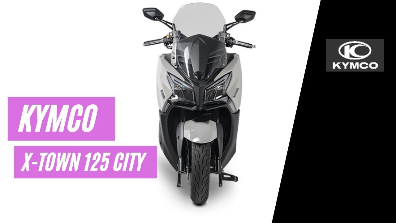 Membedah KYMCO X-Town 125 City