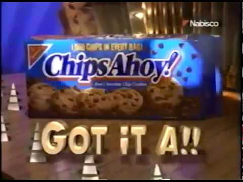 Chips Ahoy  Got It All Commercial 1993 2 director Roger Donaldson