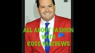"""Style It Rich"" Episode 11 Ross Mathews from E! ""Hello Ross"""