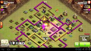 Clash of Clans - Thailand's Army vs FORCE  รอบที่ 2