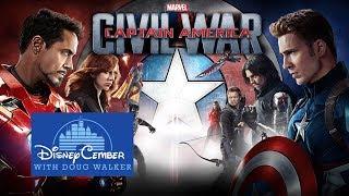 Captain America: Civil War - Disneycember