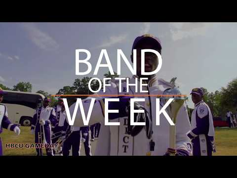 """Band of the Week: Benedict College Marching Tiger """"Band of Distinction"""