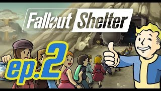 Nowy content?! || Fallout Shelter [#2]