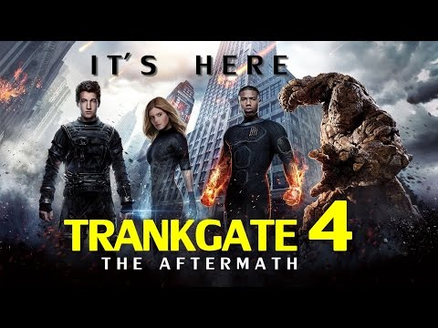 Josh Trank's Fantastic Four: The Aftermath (Trankgate Part 4)