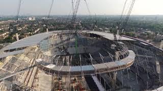 26/05/18 Tottenham Hotspur  New Stadium update on construction