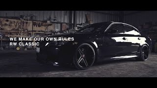 BMW M5 - WE MAKE OUR OWN RULES (ROBYWORKS) thumbnail