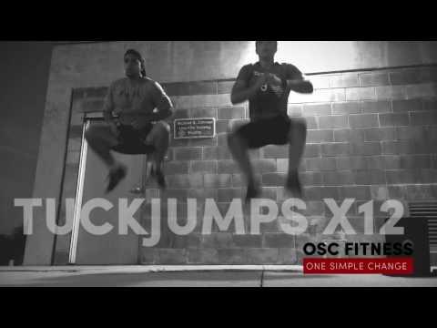 12 Days of Christmas Workout - HIIT Challenge (Camp Gladiator Edition)