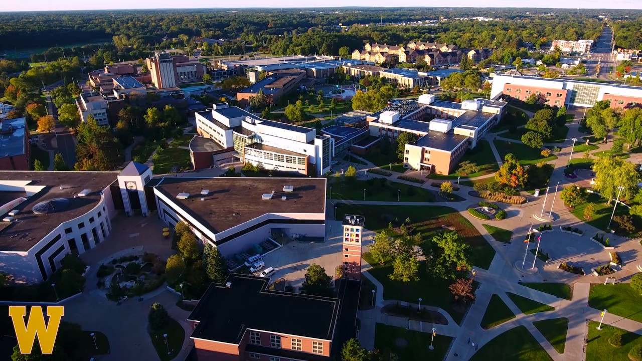 Western Michigan University Campus Tour