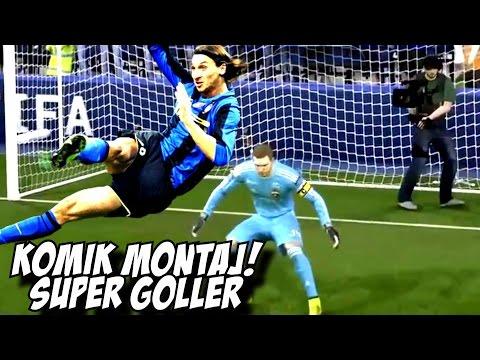 Komik Montaj Fifa | Cilgin Kaleyciler, Muhtesem Goller | Ümidi HD