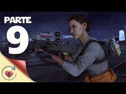 Star Wars Battlefront 2 - Campaña en Español Latino - Parte 9
