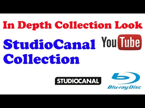 In Depth Collection Look - Studio Canal Collection
