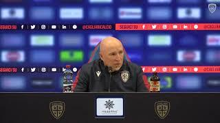 Brescia-Cagliari, la conferenza stampa pre-gara