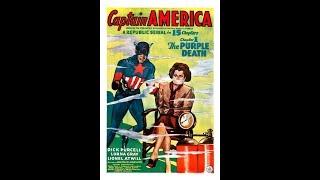 Капитан Америка-Сериал-Серия 4 (1944)