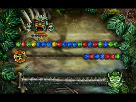 HD - Zuma's Revenge - Level 10 & Boss #1