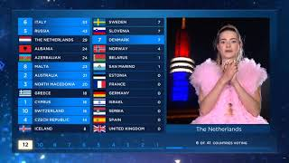 """""""So thankful for Madonna's auto-tune!"""" - Eurovision Israel 2019, The Netherlands"""